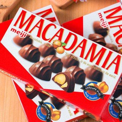 Корея, Япония- лапша, соусы, снеки, доставка 3дня — Японские сладости (зефир, печенье, шоколад) — Кондитерские изделия
