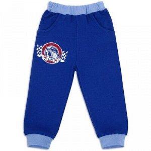 Штаны для мальчика Спарта синие