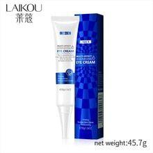 LAIKOU Multi-effects  Eye Cream Крем для кожи вокруг глаз с гиалуроновой кислотой, 30г