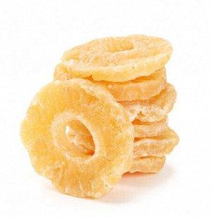 Ананас цукаты кольца