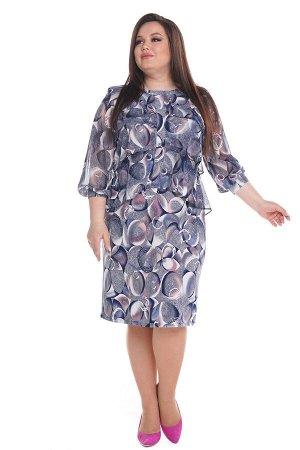 Платье-4559