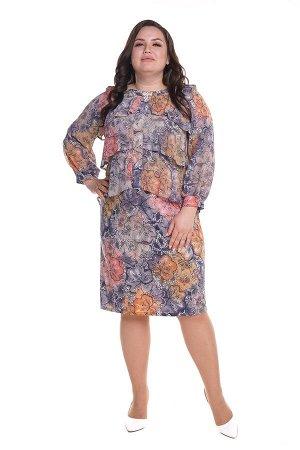 Платье-4553