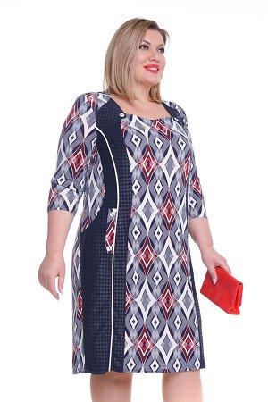 Платье-4551