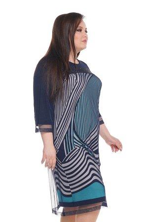 Платье-4544