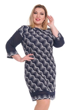 Платье-4521