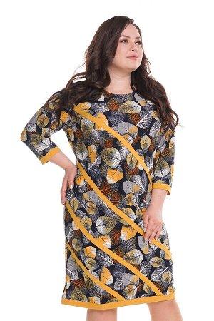 Платье-4512