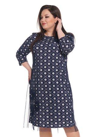 Платье-4538