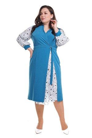 Платье-4532