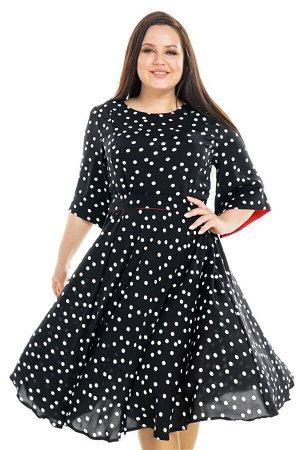 Платье-4507