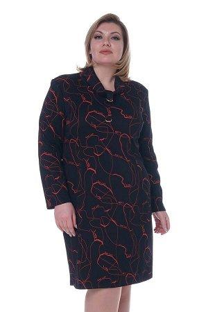Платье-4057