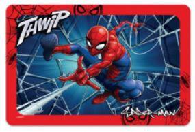 Коврик под миску Marvel Человек паук 430*280мм DISNEY