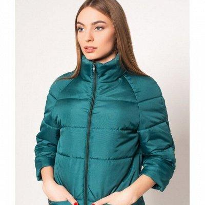 Свежий образ! Модные джогеры!! — Куртки — Демисезонные куртки