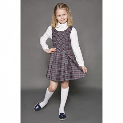 Каталея - школьные блузки по сказочной цене и нарядное! — Школьная Форма-Сарафаны — Одежда для девочек