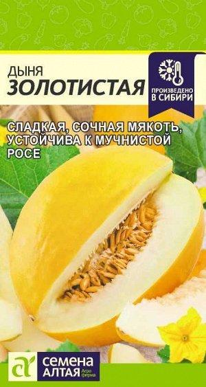 Дыня Золотистая/Сем Алт/цп 0,5 гр.