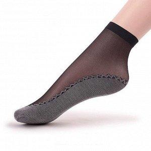 Носки Капроновые с мягкой резинкой