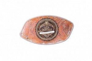 Кета Охотская филе-ломтики в масле 1/180 гр.