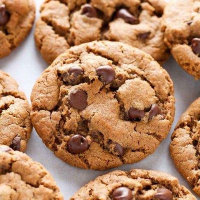 Сладости на любой вкус и цвет,от нежного зефира до щербета 😍 — Печенье — Вафли и печенье