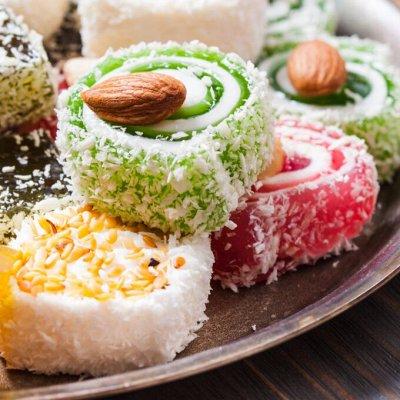Сладости на любой вкус и цвет,от нежного зефира до щербета 😍 — Восточные сладости, вкусно как в Турции! — Восточные сладости
