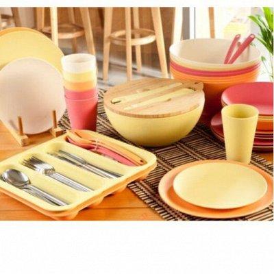 ДОМАШНЯЯ МОДА для кухни. Посуда — Пластмассовая посуда