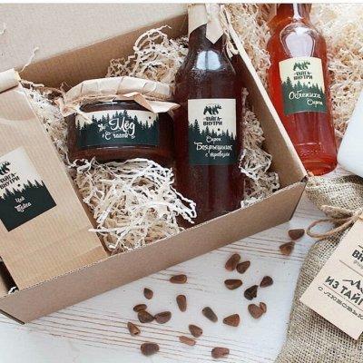 🌲ТайгаВнутри. Подарим близким и родным здоровье! — Подарочные наборы, Упаковка — Продукты питания