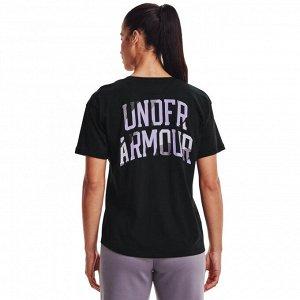 Футболка женская, Un*der Arm*our