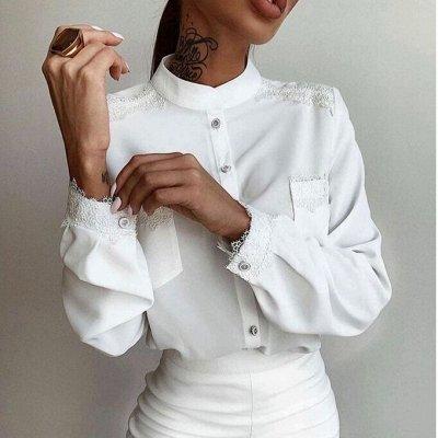 STильные платья до 64-го размера! — Рубашки — Рубашки