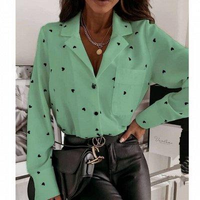 STильные платья до 64-го размера! — Блузки — Блузы