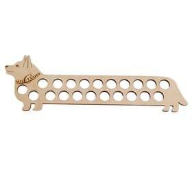 """Органайзер для ниток """"Собака"""" 26х8.5 см (ОР-001)"""
