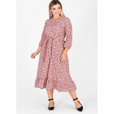 ELISEEVA OLESYA Красивая одежда до 58 размера Новиночки👗 — Платья размер ПЛЮС — Платья