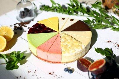 Заморожено со вкусом — Чизкейки. — Торты и пирожные