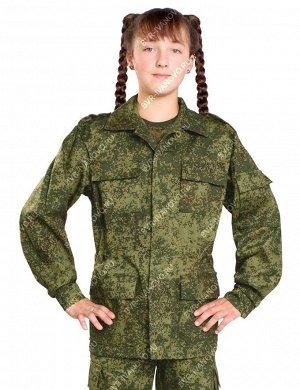 Костюм детский Военно-полевой тк.Смесовая цв.Цифра Светлая