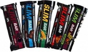 "Ironman Батончик ""Slim Bar"" протеиновый батончик"