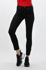 Облегающие джинсы-скини рост модели 170см