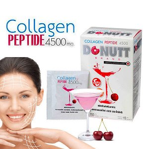 Donut Collagen Peptide 4500 mg