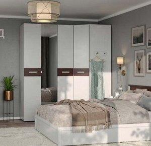 Норвуд 555 (спальня) Шкаф для одежды и белья