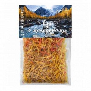 "Суп с макаронами ""Вкусно и густо"" вак/уп (140 гр)"