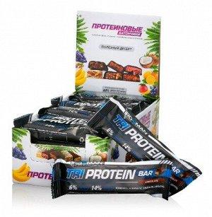 Протеиновый батончик Tri Protein Bar IRONMAN 50 гр