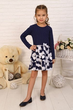 Платье Эвелина детское дл. рукав