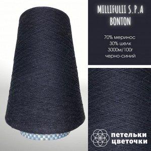 Millefili S.P.A., 274 гр., черно-синий