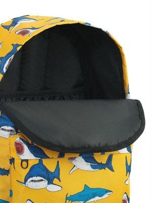 Рюкзак ZAIN 378 (Акулы)