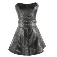Эротическое мини-платье