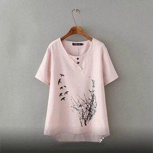 Блузка Ткань - сингапур