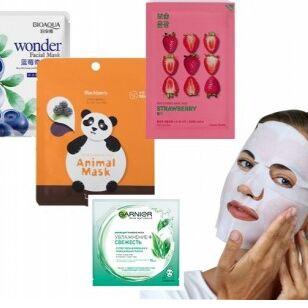 Очищение кожи! Массажные ролики и щетки! — Тканевые маски! Уход и омоложение! — Антивозрастной уход