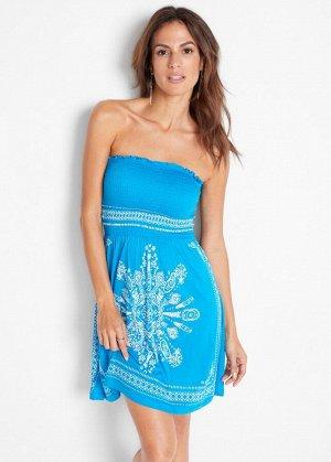 Пляжное платье бан