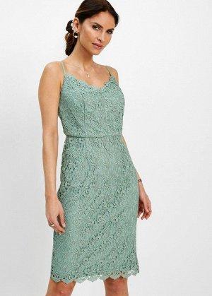 Платье-футляр с кр
