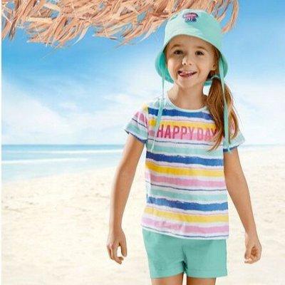 РАДУГА-ДЕТИ Мега-детская за-ку-п-ка! Скидки на ура!💥💥💥 — Девочкам-Топы, футболки, майки — Футболки