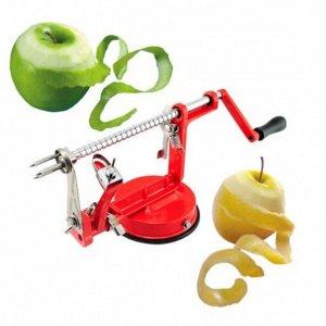 Яблокорезка Apple Peeler с присоской