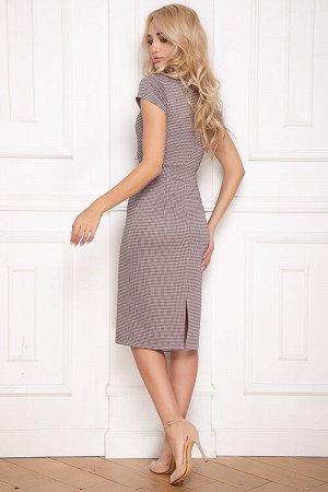 Платье Платье из трикотажного полотна. 50% вискоза,45% п/э,5% лайкра