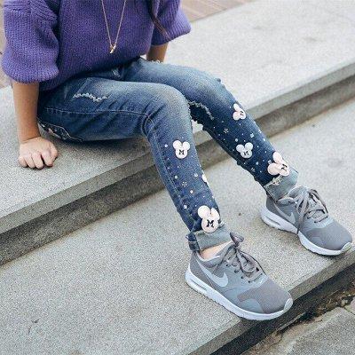 Ветровки детские от 300 руб! — Модные джинсы и брючки для девочек! — Джинсы