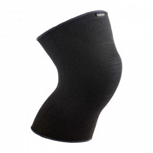 Бандаж для колена компрессионный левый/правый мужской/женский PREVENT 100 TARMAK
